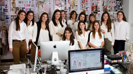 Alexandra Azpúrua de Leret, diseñadora de EPK, conjuga carrera y pasión en su empresa familiar / Cortesía EPK
